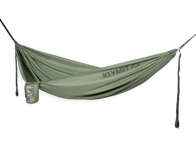Klymit Traverse Single Hammock, green